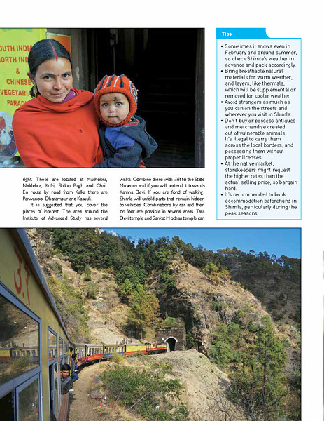 """Asian Photography http://www.asianphotographyindia.com/ April 2014 Issue - Shoot My City Feature Article - """"Shimla"""" pictures by Suchit Nanda.  Asian Photography is India's premier and oldest photography magazine.  You can see the higher resolution images at: http://www.photonicyatra.com/"""