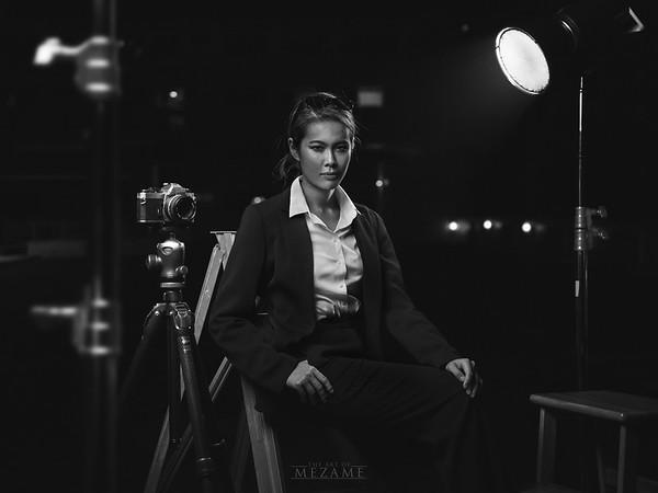 Suit Up Sessions: Amanda