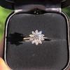 Tiffany & Co. Enchant Flower Ring 12