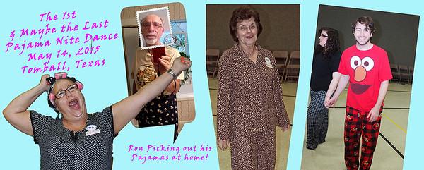 Pajama Dance Nite May 2015
