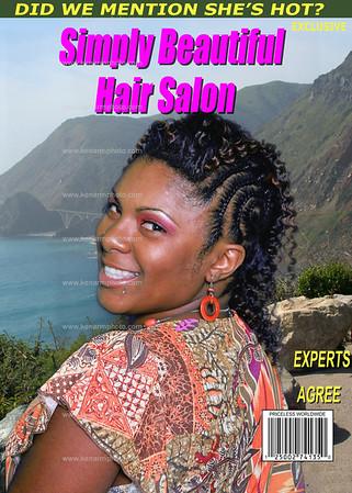 Simply Beautiful Hair Salon 11
