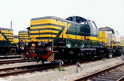 SNCB Class 74