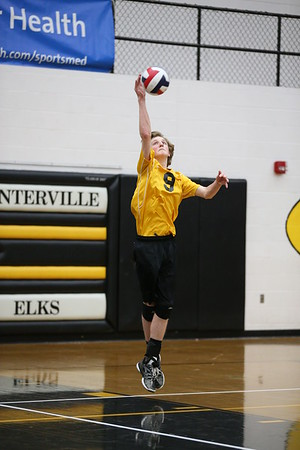 2015 Centerville High School Boys Volleyball
