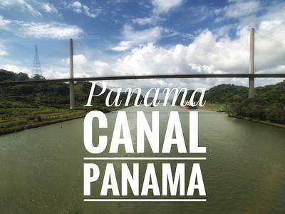 2018-01-09 - Panama Canal