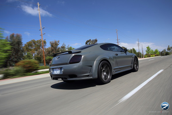 Bentley Continental GT Hamann