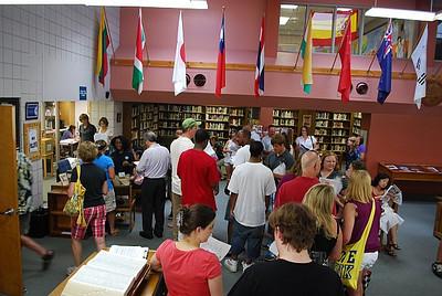 Registration Day 2009-2010