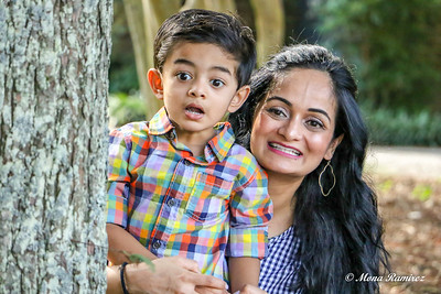Rupal Amin and Family - October 14, 2018