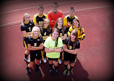 TJ Jaguars Soccer Fall 2012