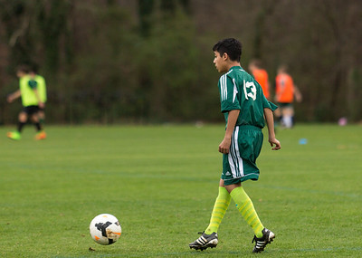 Marzuq Uddin - Soccer #13