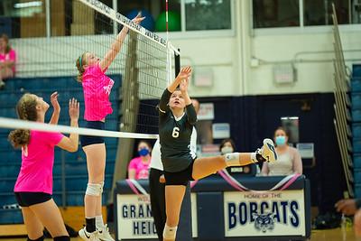 Varsity Volleyball @ Grandview