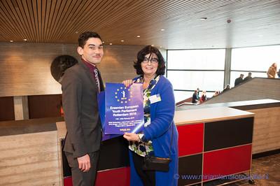 Opening EEYP at ESEC  watermerk
