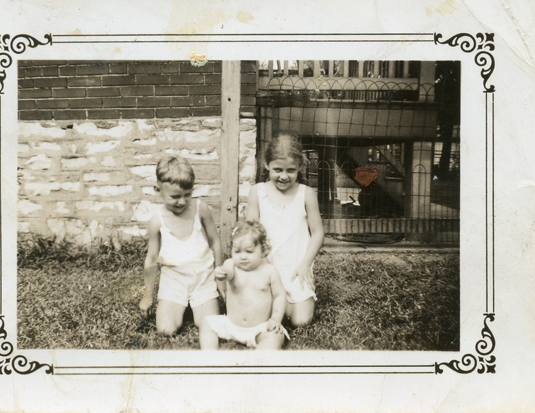 Bill, Fran and Mary