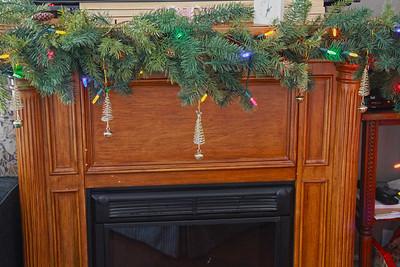 TERESA'S  HOUSE  AT  CHRISTMAS   2018