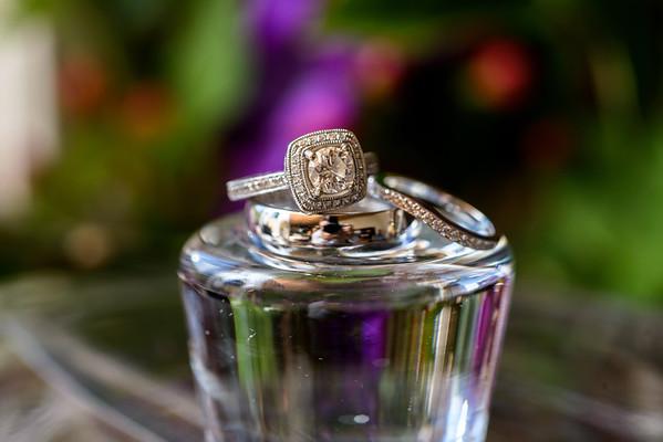 Details: Rings, Cake, Flowers, Etc.