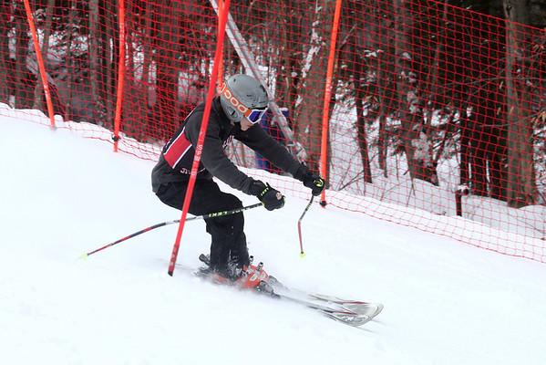 2014-02-10-Boys State Meet Slalom 1st Run