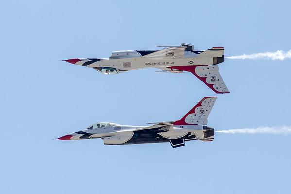 March AFB Air Show