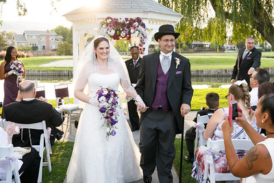Elizabeth and Anthony - Ceremony