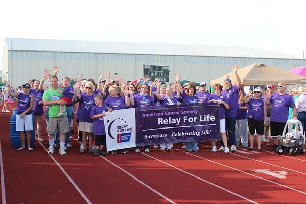 Relay For Life of Johnson County 2013