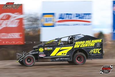 2 Brockville Ontario Speedway - Oct 18