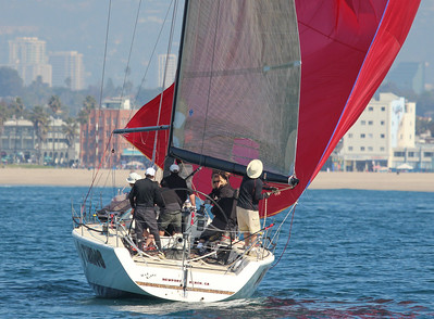 Farr 40's Sunday Midwinters