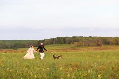Sarandon & Daniel's Bridal Portraits