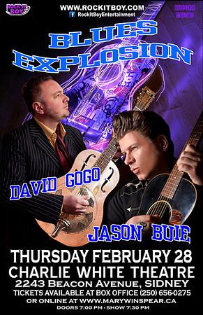 David Gogo & Jason Buie Concert