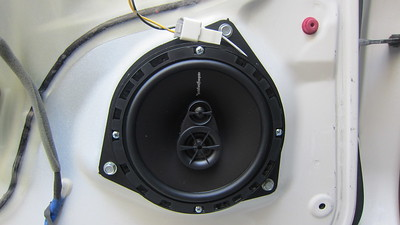 2005 Toyota Sequoia SR5 Rear Door Speaker Installation - USA