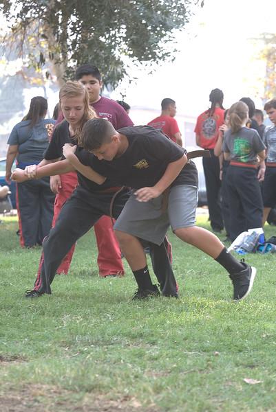 Moore's Karate Camp