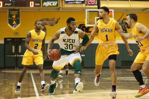 NJCU Men's Basketball v Rowan 181201