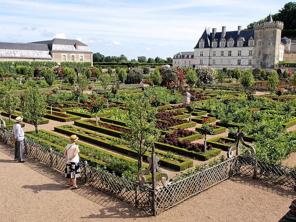 Pays de Loire : Villandry