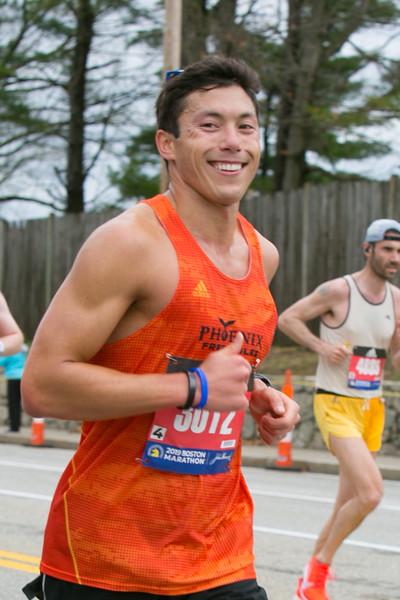 2019 Boston Marathon Phoenix Soles