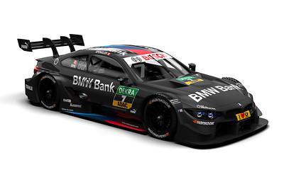 Photo Set - BMW M4 DTM, 2018 designs