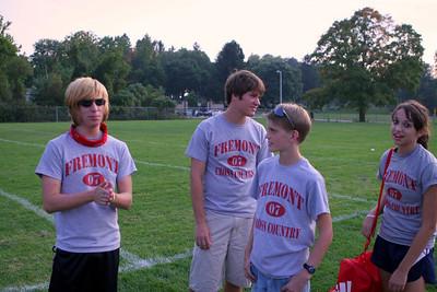Boys Varsity Football - 9/21/2007 Newaygo (Homecoming)
