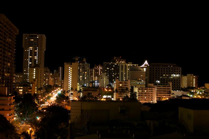 Arrival at Waikiki Gateway hotel
