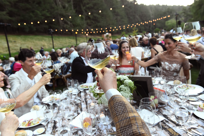 Opening Night at Meadowood with Danielle de Niese and Paulo Szot