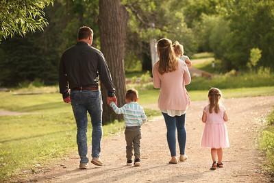 Shelia & Ethan Family 2020