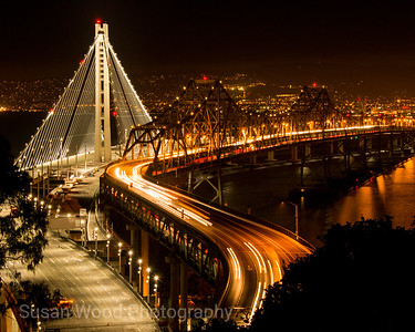San Francisco/Oakland Bay Bridge