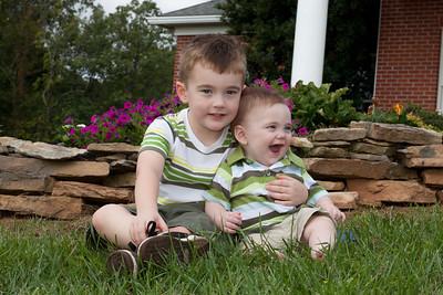 Flynn Family 2011