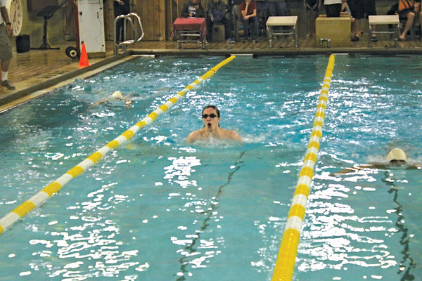 Vinton-Shellsburg/CPU Boys Swimming vs Williamsburg