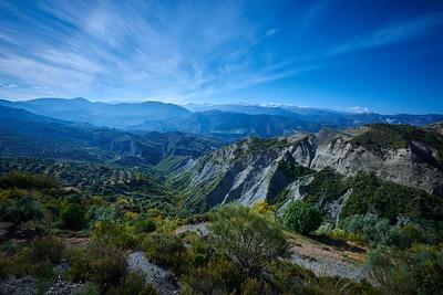 Sierra Nevadas in Spain