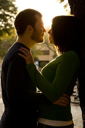 Carolyn and Micah Engagement