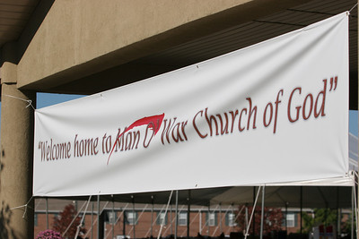Man-O-War Church of God Homecoming 2008