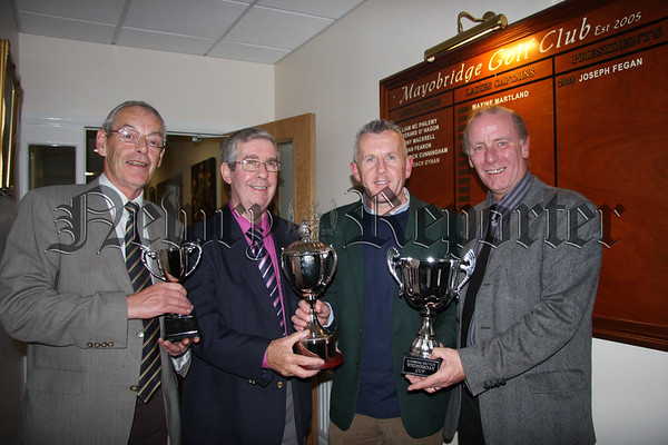 Mayobridge Golf Club Presentations