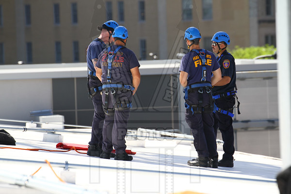 Hartford, Ct FD rope rescue training 5/23/18