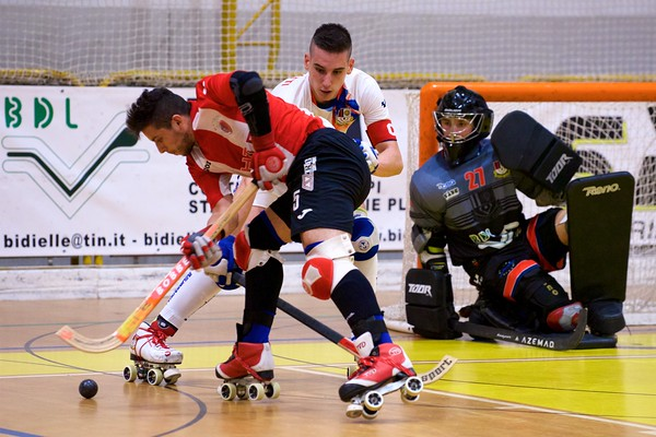 A2: Correggio Hockey vs Montebello Hockey