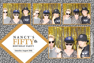 Nancy's 50th