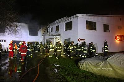 Structure Fire - Cuba, NY - 12/29/2019