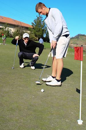 Folsom High Golf