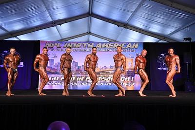 Men's BB 40+ Lightweight & Welterweight