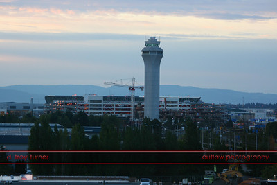 Portland International Airport - Oct 12, 2008